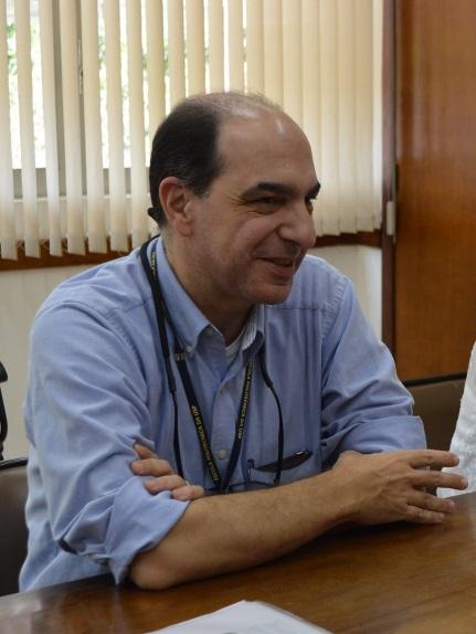 Prof Reinaldo Giudici, EPUSP