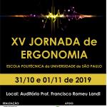 Jornada de Ergonomia – de 31/10 à 01/11