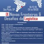 """Seminário """"NovasFronteiras& Desafios da Logística"""""""