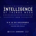 Intelligence of Things Week 2019 – de 09 a 12 dezembro