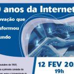 Professores da Poli participam de debate sobre os 50 anos da Internet